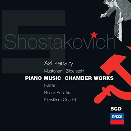 Shostakovich: Piano Music, Chamber Works ()