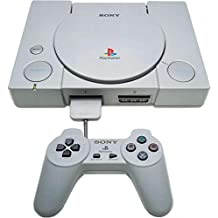 Sony Original Playstation One Console (Renewed)