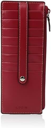 Lodis Audrey Zipper Pocket Card Case