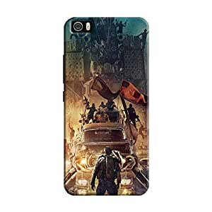 Cover It Up - Mad Max Vs Everybody Mi5 Hard Case