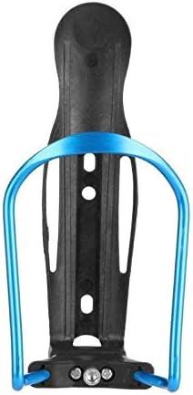 ボトルケージ アルミ合金の自転車サイクリングホルダーケージバイクボトルカップマウントブラケット水カップアクセサリーラック MXLTIANDAO (Color : レッド)