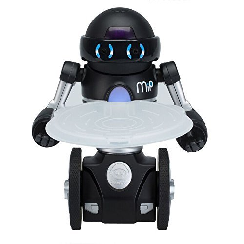WowWee - MiP The Toy Robot - Black (Frustration Free Packaging) (Renewed) by WowWee (Image #3)