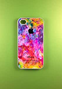 Colorful Apple Iphone 4 Case, Iphone 4s Case