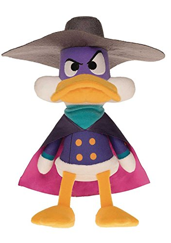 Ducks Disney (Funko Plush: Disney Afternoon Cartoons-Darkwing Duck Collectible)