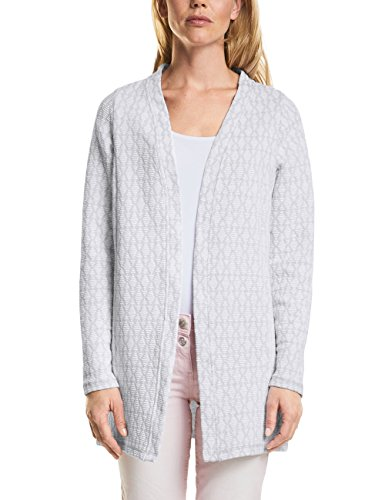 Silver Gris Femme 21294 Gilet Cool Cecil npqOwZAxIF