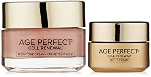 L'Oreal Paris Age Perfect Cell Renewal Moisturizer Mother's Day Gift Set