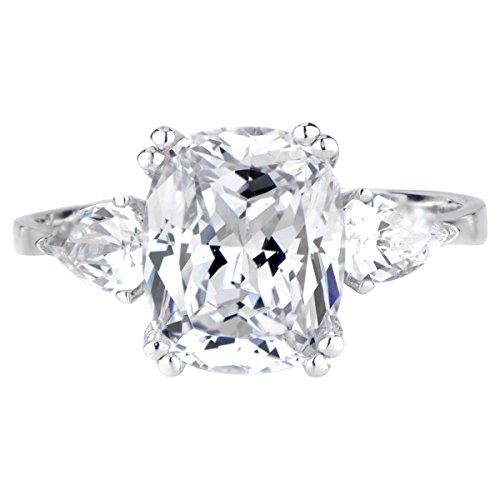 Cushion-Cut-CZ-Engagement-Ring