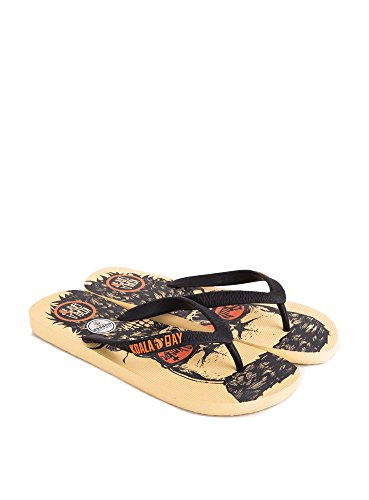 KOALA BAY Men's Thong Sandals Lemon Tree aYTabSypcW