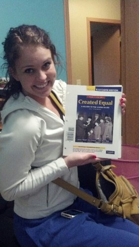Created Equal, Brief Editon, Volume 2, Books a la Carte Plus MyHistoryLab -- Access Card Package (3rd Edition)