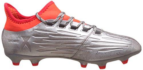 16 Hombre FG de 2 Botas Rojsol Plateado X Plamet Para Negbas Fútbol adidas qf8wCn