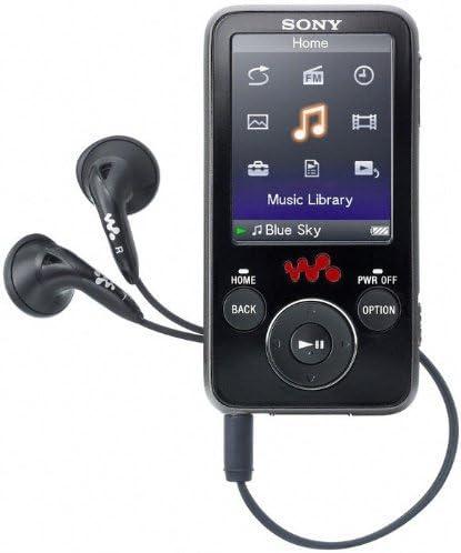Amazon.com: Sony 4 GB Walkman Video MP3 Player (Pink): Home Audio & Theater