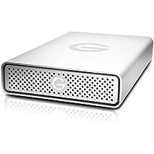 G-Technology 8TB G-DRIVE USB-C (USB 3.1 Gen 1) Desktop External Hard Drive - 0G05674