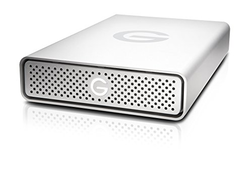 G-Technology 8TB G-DRIVE USB-C (USB 3.1 Gen 1) Desktop External Hard Drive - -