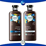 Pack Herbal essences bíorenew hydrate coconut milk shampoo 400 ml + acondicionador 400 ml