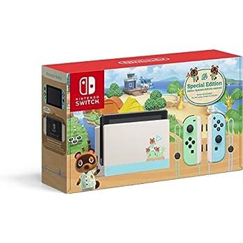 Nintendo Change – Animal Crossing: New Horizons Version – Change