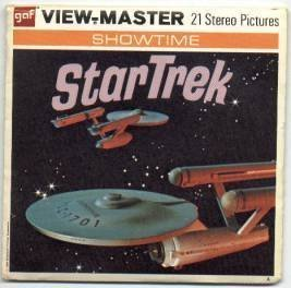 STAR TREK VIEWMASTER REEL THE OMEGA GLORY.