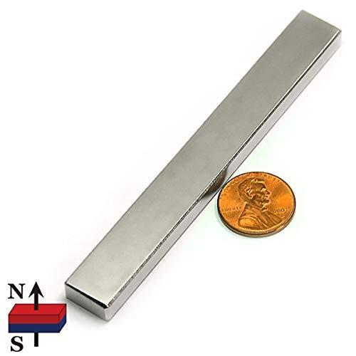 - CMS Magnetics Bar Magnets Rare Earth Neodymium Grade N45 4