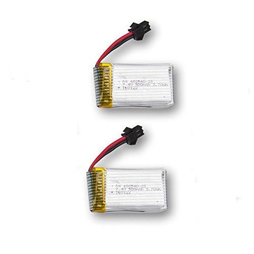 7.4v Lipo Battery Mini - 9