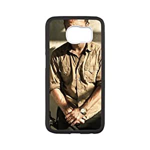 Samsung Galaxy S6 Cell Phone Case White The Walking Dead CMC Durable Unique Cell Phone Case