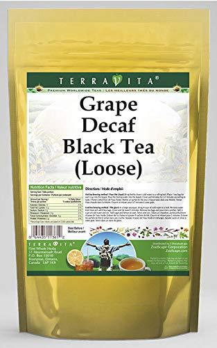 (Grape Decaf Black Tea (Loose) (4 oz, ZIN: 540743) - 2 Pack)