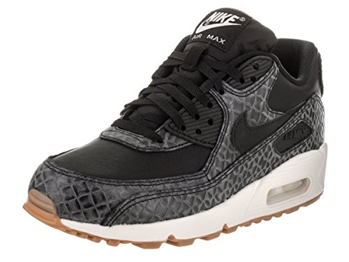 comfortable cheap online free shipping pay with paypal NIKE Women's Air Max 90 Prem Running Shoe Black/Black-sail-gum Med Brown cheap sale clearance free shipping for sale AsVwzY3