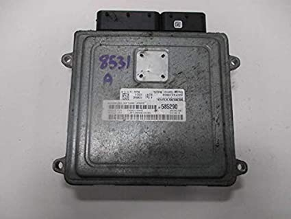 Amazon com: Jeep Patriot Engine Computer ECU PCM ECM