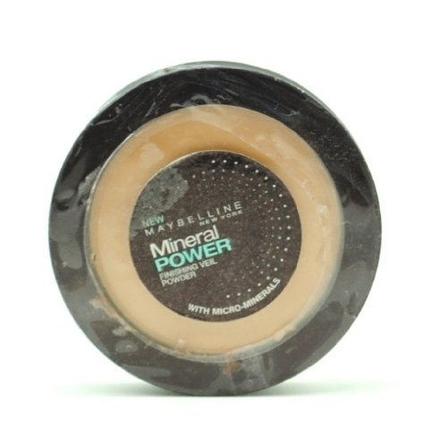 Maybelline Mineral Power Finishing Veil Powder, Medium .32 oz (9 g)