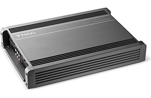 Focal Performance Auditor+ AP-4340SI 4/3/2 Channel Car Amplifier (70RMS4 190RMS2) ()