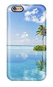 For Iphone 6 Protector Case Maldives Holidays Phone Cover