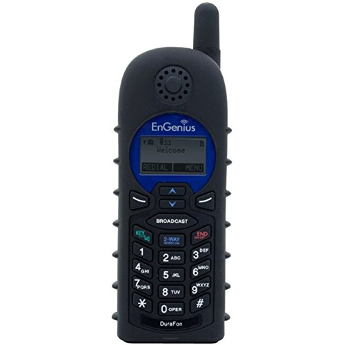 Durawalkie Handsets - Engenius Technologies, Inc - Engenius Durawalkie 1X 2-Way Radio