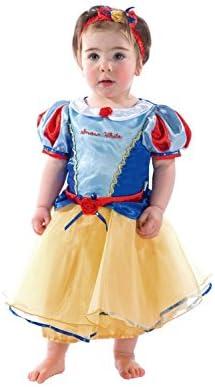 Disney Princesas princesa de la nieve Disfraz bebé, color (blau ...
