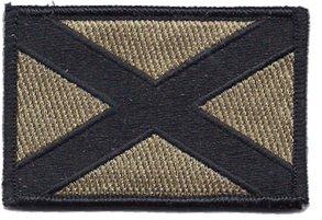 Gadsden and Culpeper Alabama Tactical Flag Patch (Coyote)
