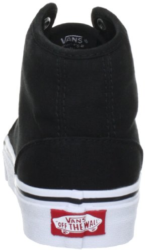 Black Shoes 106 Canvas Vans Skate Hi Unisex True Sneakers 0w5OqAgz