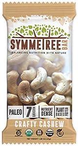 Giveaway: SYMMETREE Nut Bars - 100% Organic