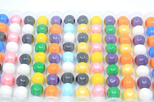(Gumball Tubes - 8in x 1in)