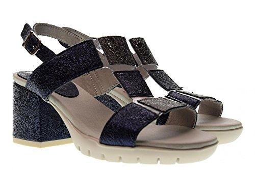 Sandalo Blu Tacco Donna Blu Notte Callaghan 22806 Notte Scarpe PfqEKqyTv