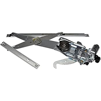 Mercury Models Dorman 741-673 Front Driver Side Power Window Regulator and Motor Assembly for Select ford Mazda