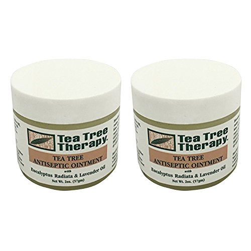 (Tea Tree Therapy Tea Tree Oil Ointment 2 Ounce)
