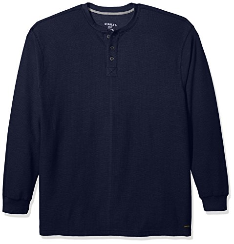 orkwear Big Thermal Henley, Navy Blue, 4X-Large Tall ()