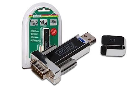 DIGITUS USB TO SERIAL ADAPTOR DRIVER UPDATE