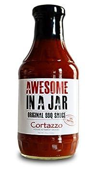 Cortazzo Awesome in a Jar BBQ Sauce