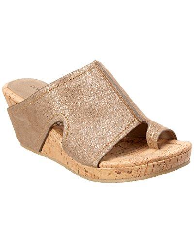 Sandalo Con Zeppa Plurale Donald Pliner, 10