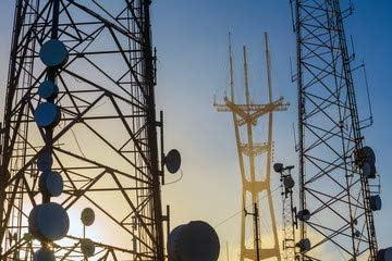 Sutro torre de las telecomunicaciones Tower (64769514), lona ...