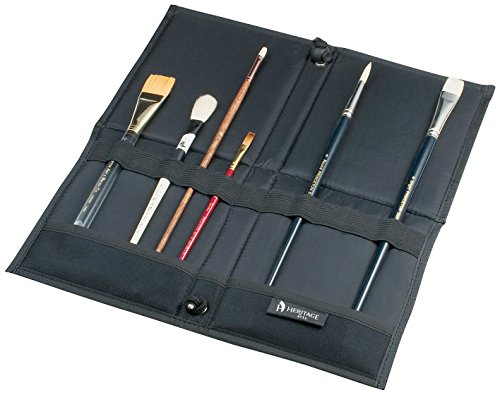 Heritage Arts BH60 Brush & Tool Holder 12 3/4 inches x 13 1/2 inches