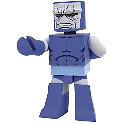 DIAMOND SELECT TOYS DC Comics Vinimates: Darkseid Vinyl Figure: Toys & Games