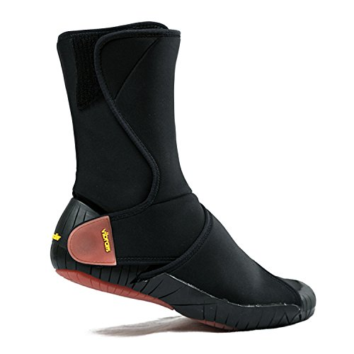 Vibram FiveFingers Furoshiki Neoprene MID , Size:M (40-41);Color:Black/Red