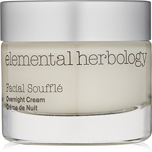 elemental herbology Facial Souffle Overnight Cream, 1.7 Fl Oz by elemental herbology