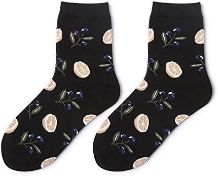 LAAT 1 par Calcetines de algodón Medias Medias, para Hombre y Mujer, Deporte, Running,Diseño Cómodo Ideales para El Uso Diario Navidad (2): Amazon.es: Hogar