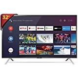 "Smart TV LED 32"" Android Semp 32S5300 HD com Conversor Digital Wi-Fi Bluetooth 1 USB 2 HDMI"