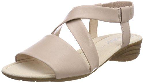 Femme Cheville Gabor Bride Casual engl rose Shoes Sandales Multicolore Iw11pWXqx